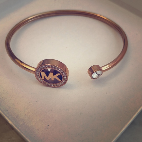 the best attitude best loved sale usa online Mk Michael kors bracelet cuff rose gold